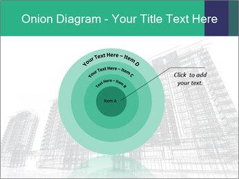 Grey Buildings PowerPoint Template - Slide 61