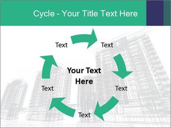 Grey Buildings PowerPoint Template - Slide 62