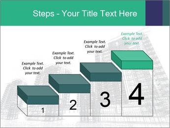 Grey Buildings PowerPoint Template - Slide 64
