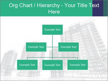 Grey Buildings PowerPoint Template - Slide 66
