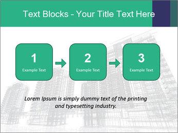 Grey Buildings PowerPoint Template - Slide 71