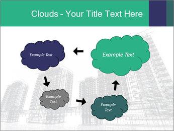 Grey Buildings PowerPoint Template - Slide 72