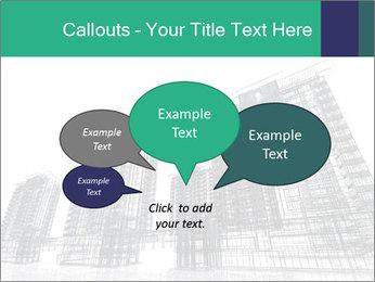 Grey Buildings PowerPoint Template - Slide 73