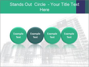 Grey Buildings PowerPoint Template - Slide 76