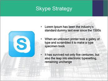 Grey Buildings PowerPoint Template - Slide 8
