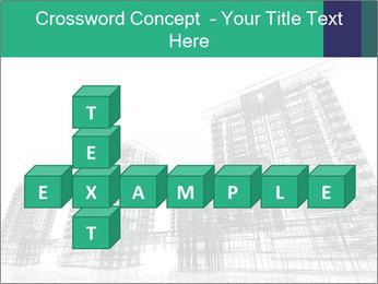 Grey Buildings PowerPoint Template - Slide 82