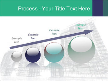 Grey Buildings PowerPoint Template - Slide 87