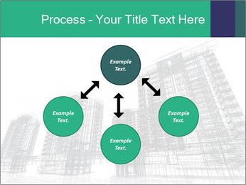 Grey Buildings PowerPoint Template - Slide 91