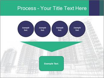Grey Buildings PowerPoint Template - Slide 93