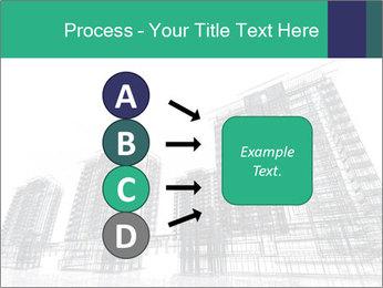 Grey Buildings PowerPoint Template - Slide 94