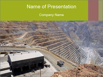 Goldmine PowerPoint Template