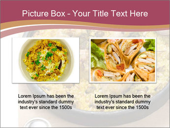 Spanish Dish PowerPoint Template - Slide 18