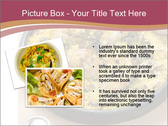 Spanish Dish PowerPoint Template - Slide 20