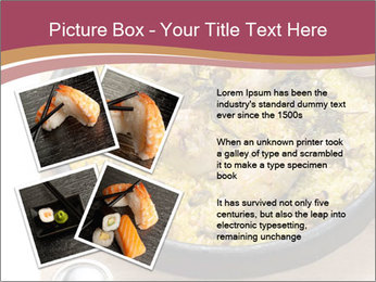 Spanish Dish PowerPoint Template - Slide 23