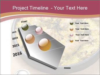 Spanish Dish PowerPoint Template - Slide 26