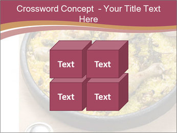 Spanish Dish PowerPoint Template - Slide 39