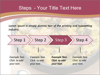 Spanish Dish PowerPoint Template - Slide 4