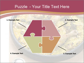 Spanish Dish PowerPoint Template - Slide 40