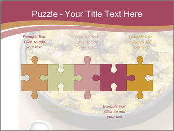 Spanish Dish PowerPoint Template - Slide 41