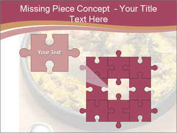 Spanish Dish PowerPoint Template - Slide 45