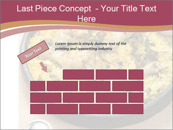 Spanish Dish PowerPoint Template - Slide 46