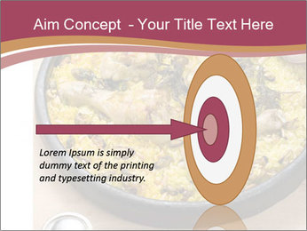 Spanish Dish PowerPoint Template - Slide 83