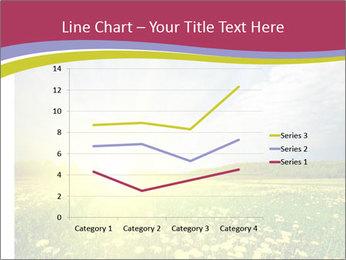 Yellow Summer Field PowerPoint Template - Slide 54