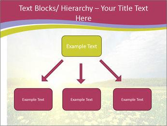 Yellow Summer Field PowerPoint Template - Slide 69