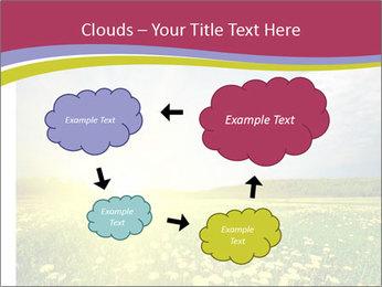 Yellow Summer Field PowerPoint Template - Slide 72