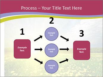 Yellow Summer Field PowerPoint Template - Slide 92