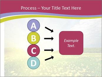 Yellow Summer Field PowerPoint Template - Slide 94