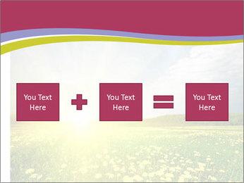 Yellow Summer Field PowerPoint Template - Slide 95