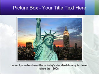 Famous Statue Of Liberty PowerPoint Template - Slide 15