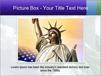Famous Statue Of Liberty PowerPoint Template - Slide 16