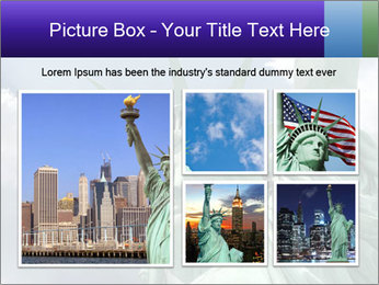 Famous Statue Of Liberty PowerPoint Template - Slide 19