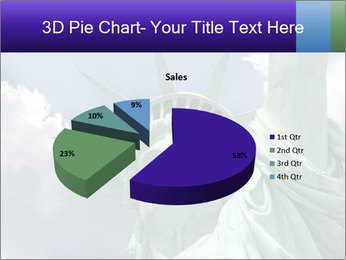 Famous Statue Of Liberty PowerPoint Template - Slide 35