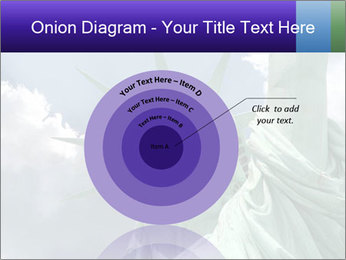 Famous Statue Of Liberty PowerPoint Template - Slide 61