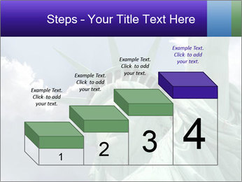 Famous Statue Of Liberty PowerPoint Template - Slide 64