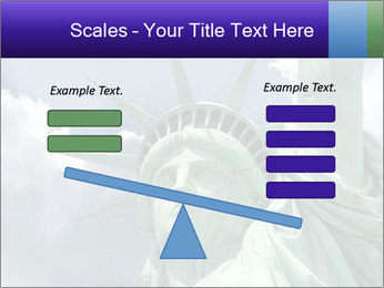 Famous Statue Of Liberty PowerPoint Template - Slide 89