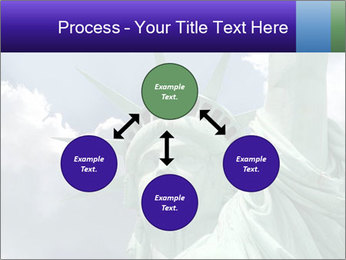 Famous Statue Of Liberty PowerPoint Template - Slide 91