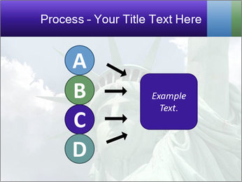 Famous Statue Of Liberty PowerPoint Template - Slide 94