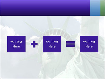 Famous Statue Of Liberty PowerPoint Template - Slide 95
