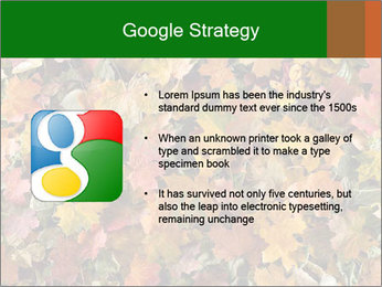 October Leaves PowerPoint Template - Slide 10