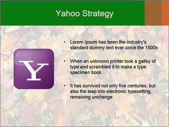 October Leaves PowerPoint Template - Slide 11