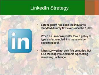 October Leaves PowerPoint Template - Slide 12
