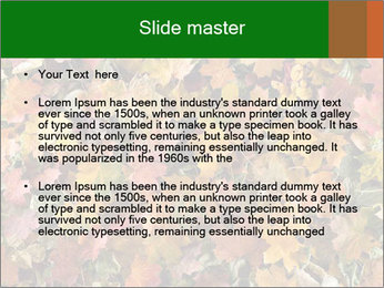 October Leaves PowerPoint Template - Slide 2