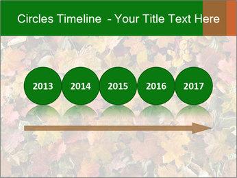 October Leaves PowerPoint Templates - Slide 29
