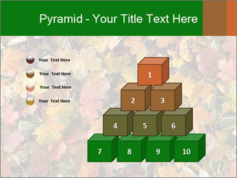 October Leaves PowerPoint Template - Slide 31