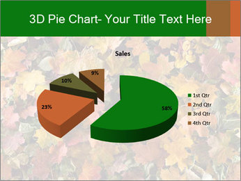 October Leaves PowerPoint Template - Slide 35