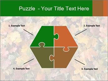 October Leaves PowerPoint Templates - Slide 40